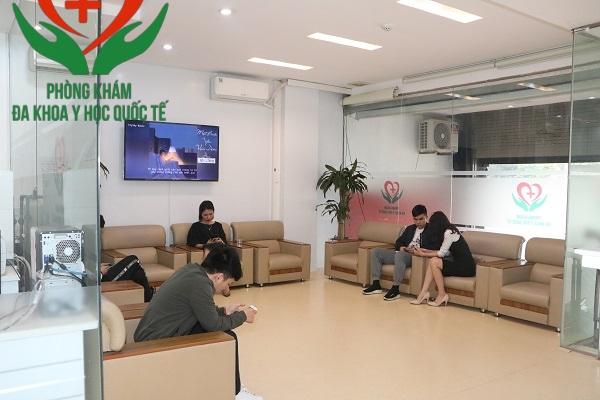 Hình ảnh phòng khám đa khoa Y Học Quốc Tế 12 Kim Mã