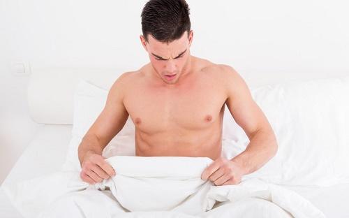 Chảy mủ ở bộ phận sinh dục nam là triệu chứng bệnh gì