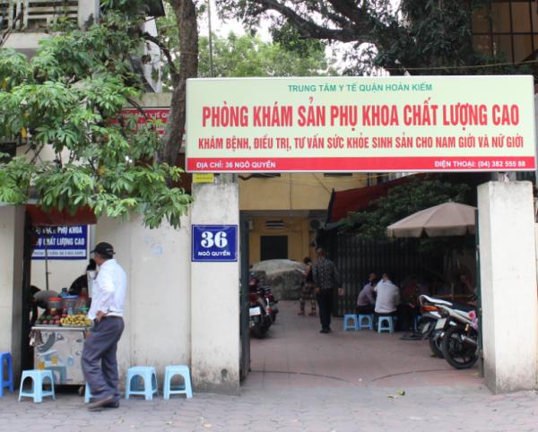 phòng khám 36 ngô quyền địa chỉ chữa bệnh sùi mào gà hiệu quả